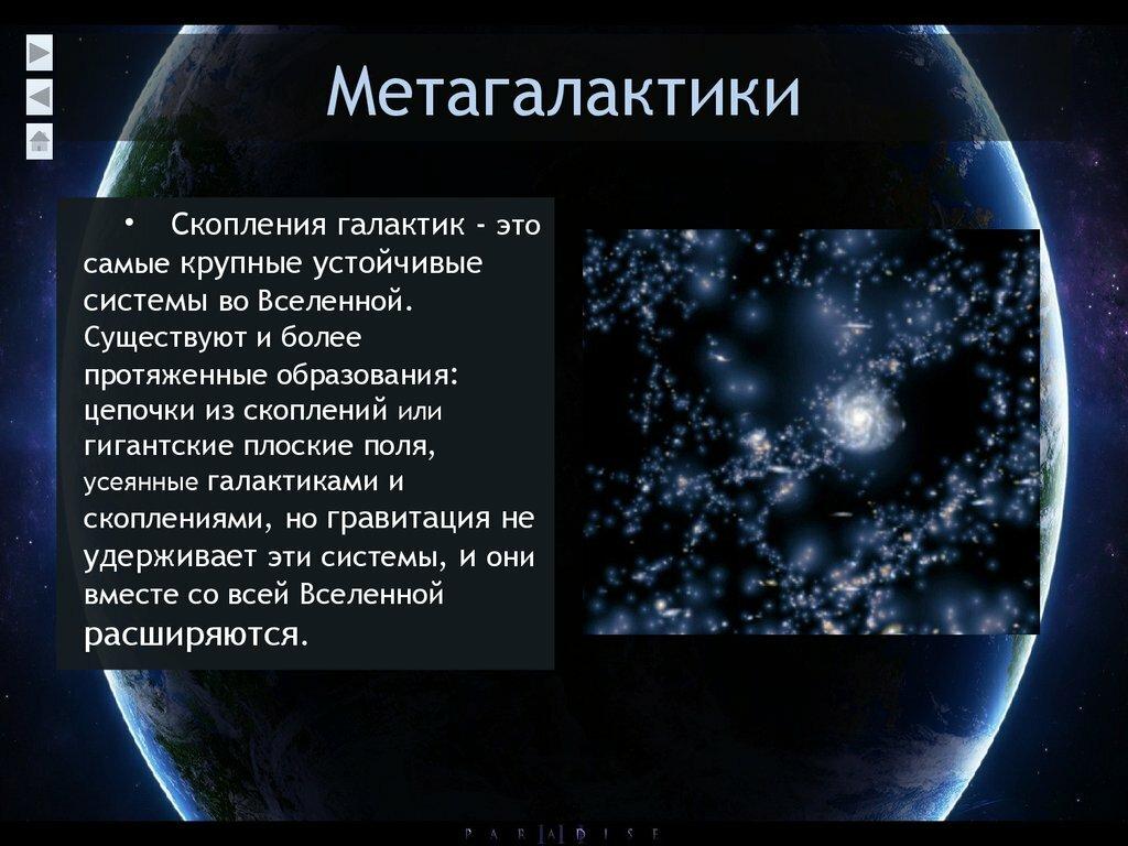Что такое метагалактика - философия синтеза русского космизма