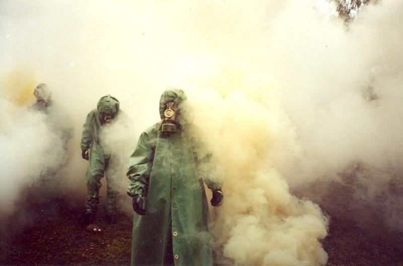 Случаи применения химического оружия на планете земля