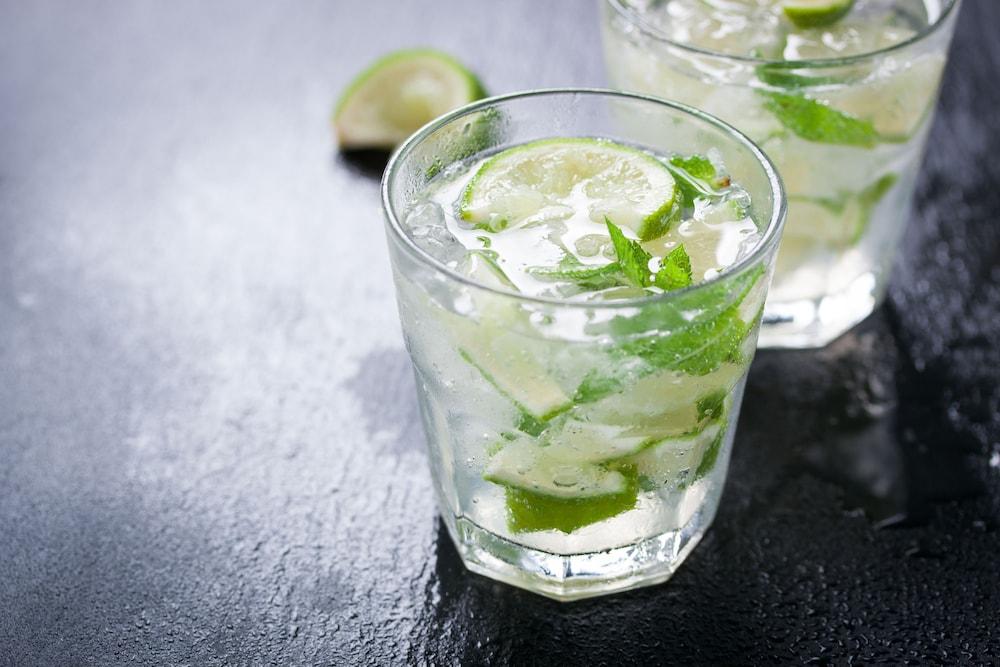 Что такое джин тоник