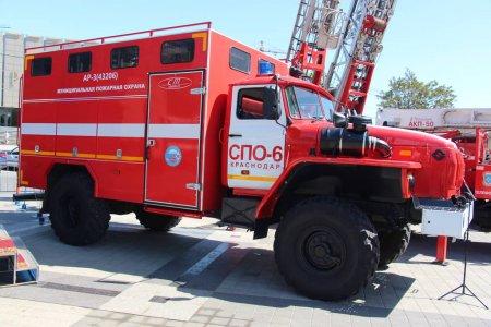 Описание и классификация оборудование пожарного автомобиля