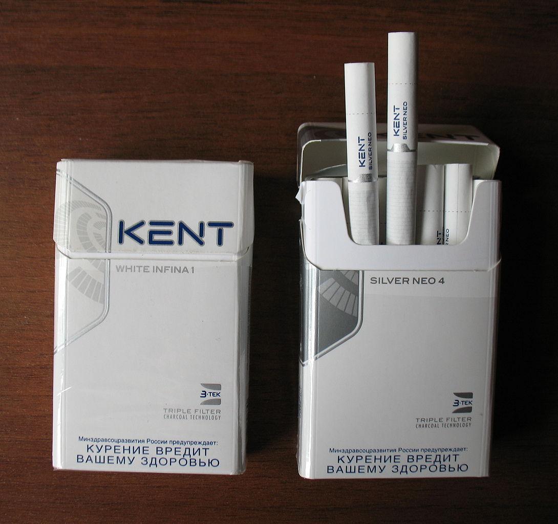 Сигареты кент