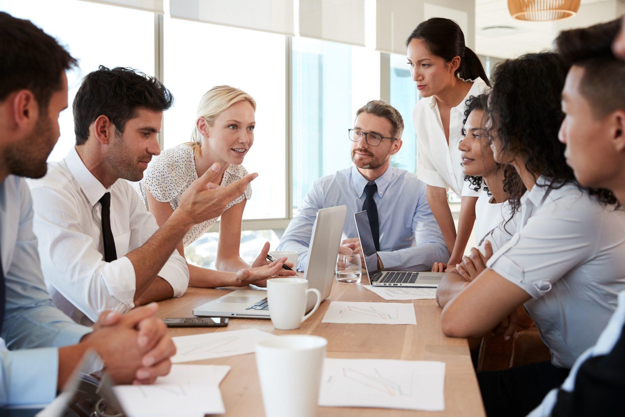 Понятие деловой беседы - реферат