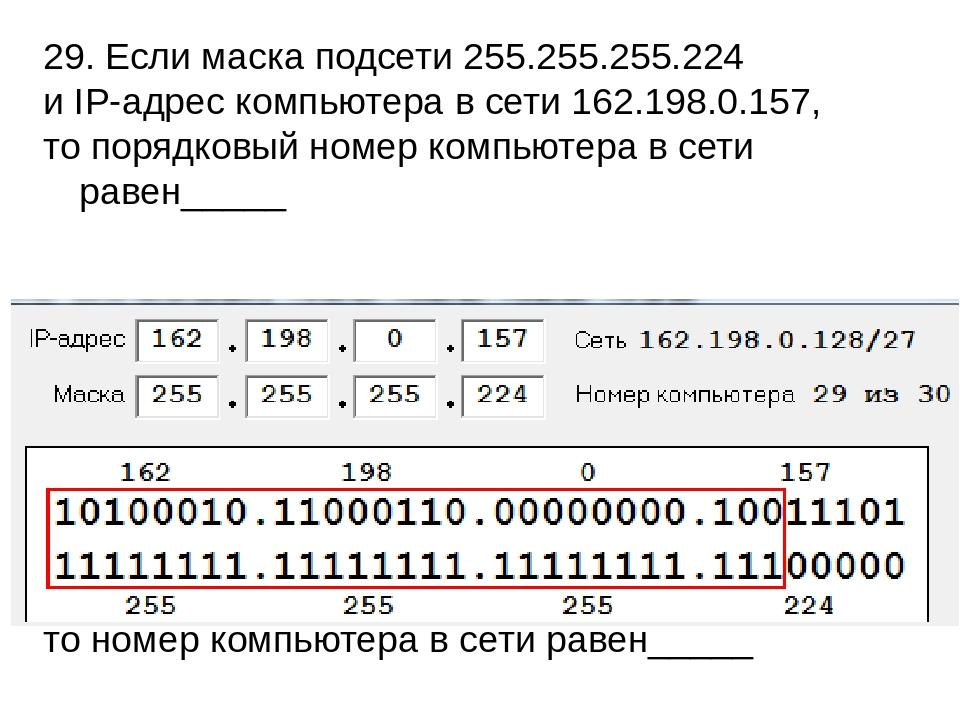 Маска подсети — википедия. что такое маска подсети