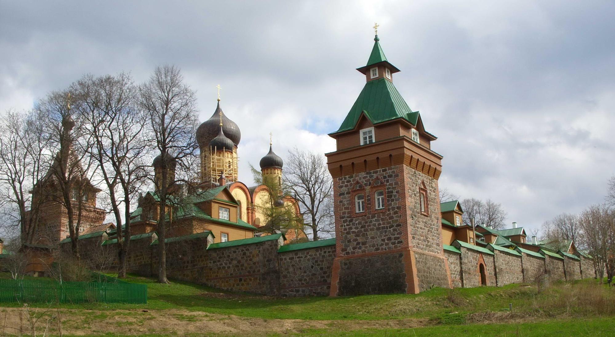 Что такое монастырь и зачем он нужен?