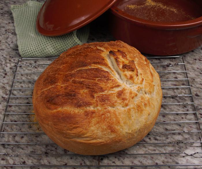 Подовый хлеб: что это такое, рецепты