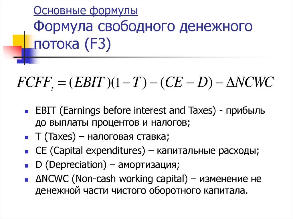 Ebitda что такое простым языком. пример. расчет по балансу