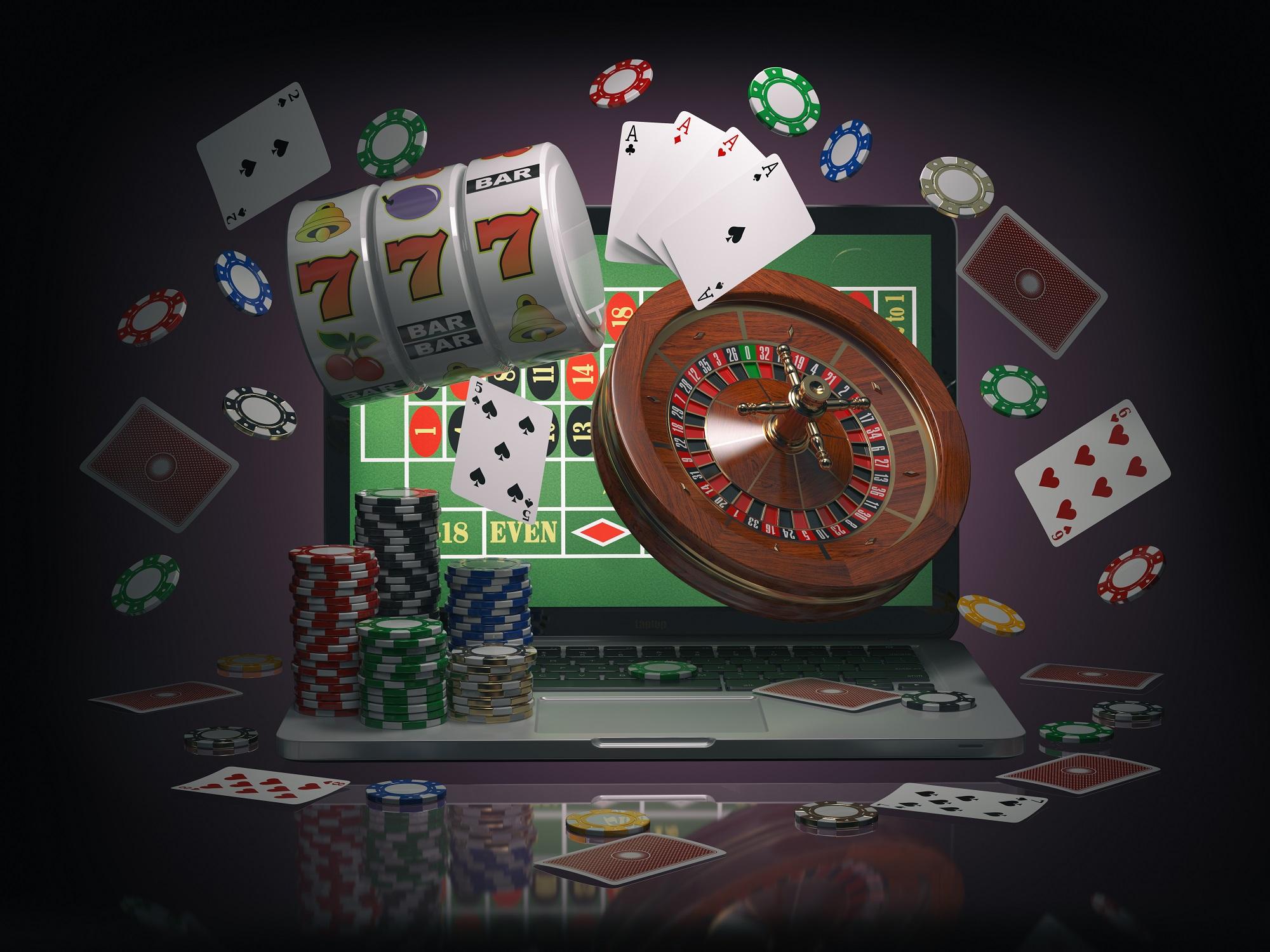 Что такое онлайн казино и как играть чтобы выигрывать