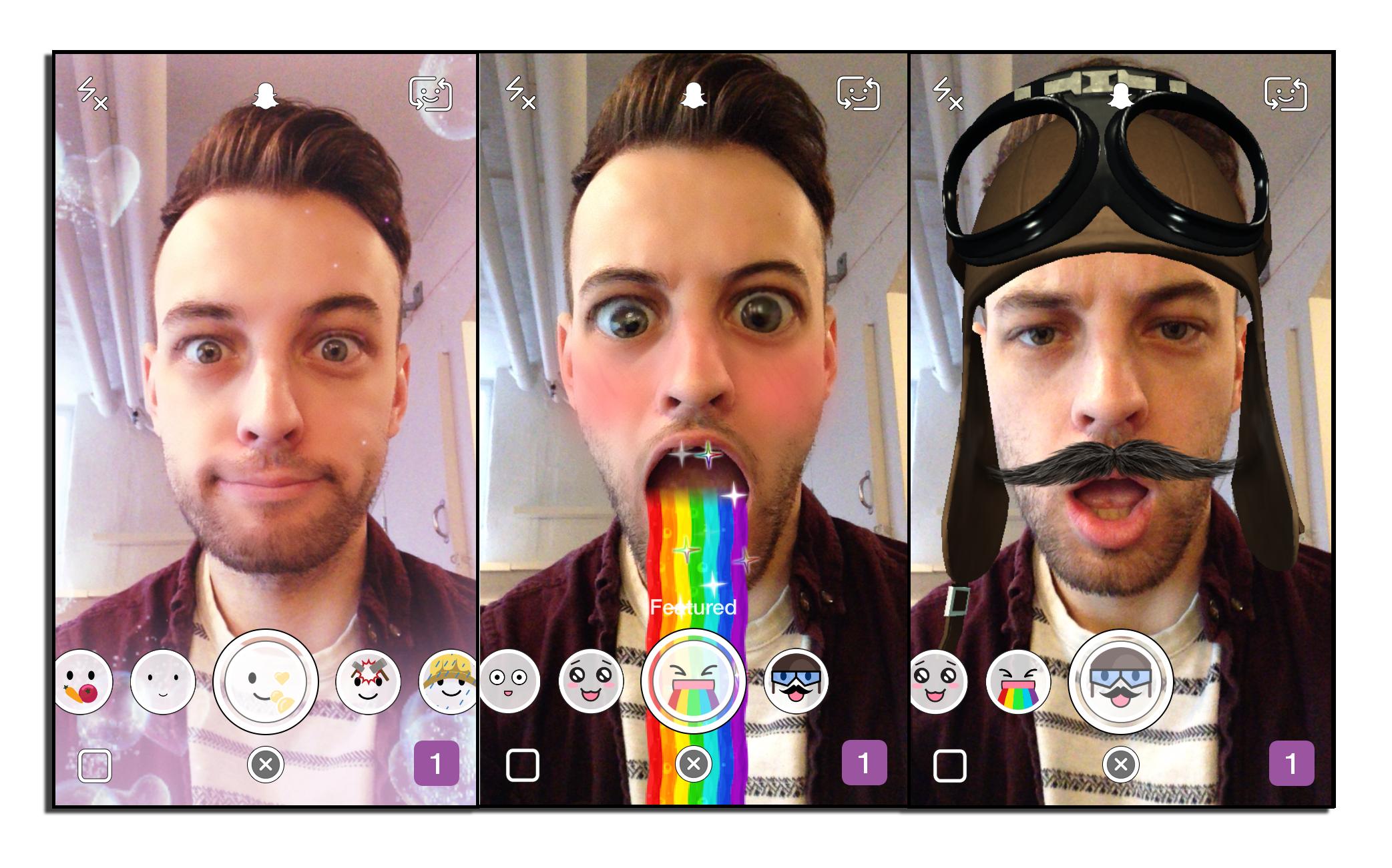 Как пользоваться snapchat? - mobcompany.info