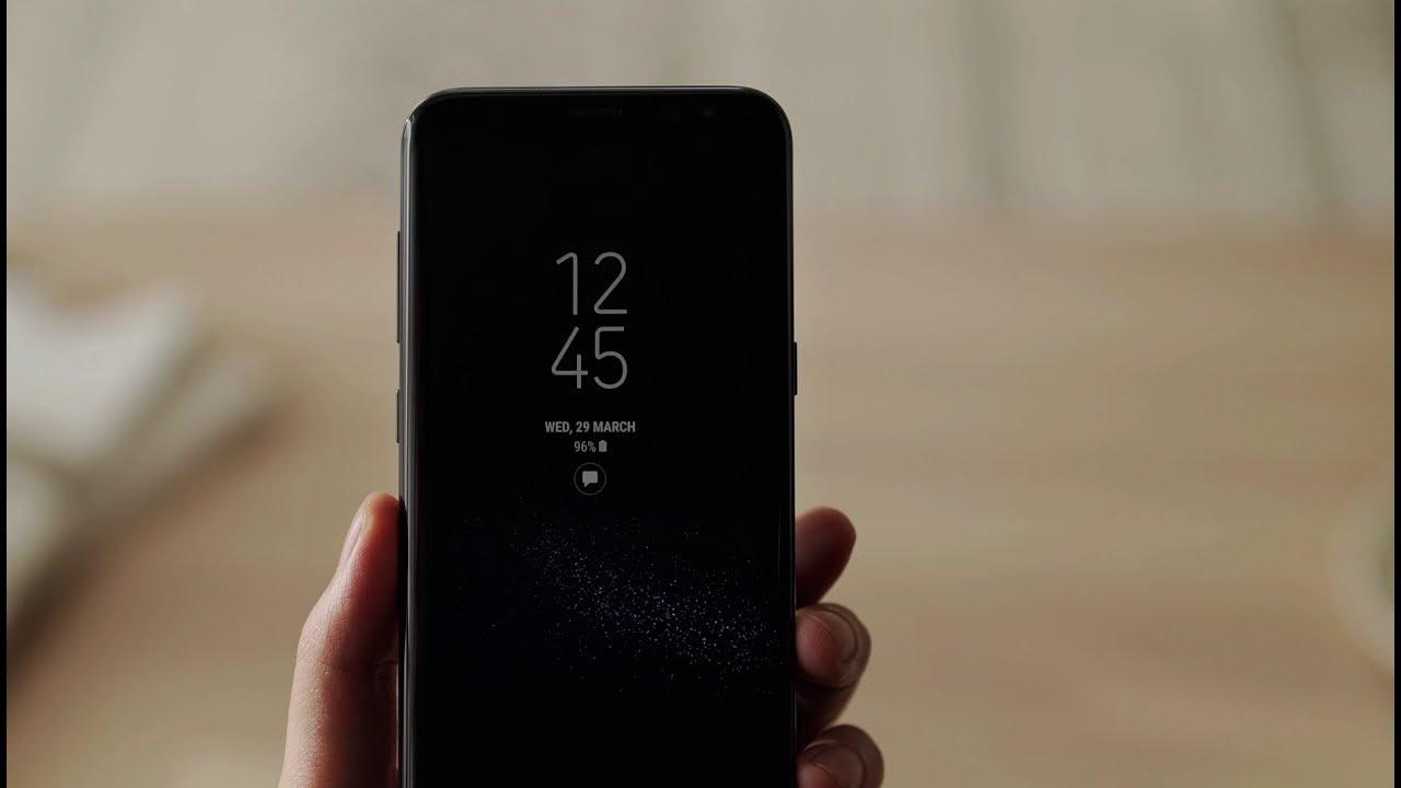 Функция always on display: что это такое в телефоне