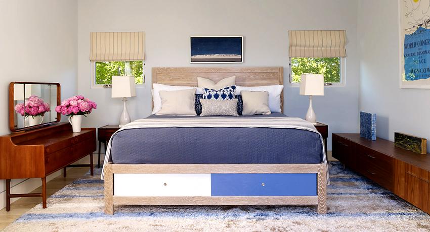 Как выбрать кровать в спальню: описание важных характеристик