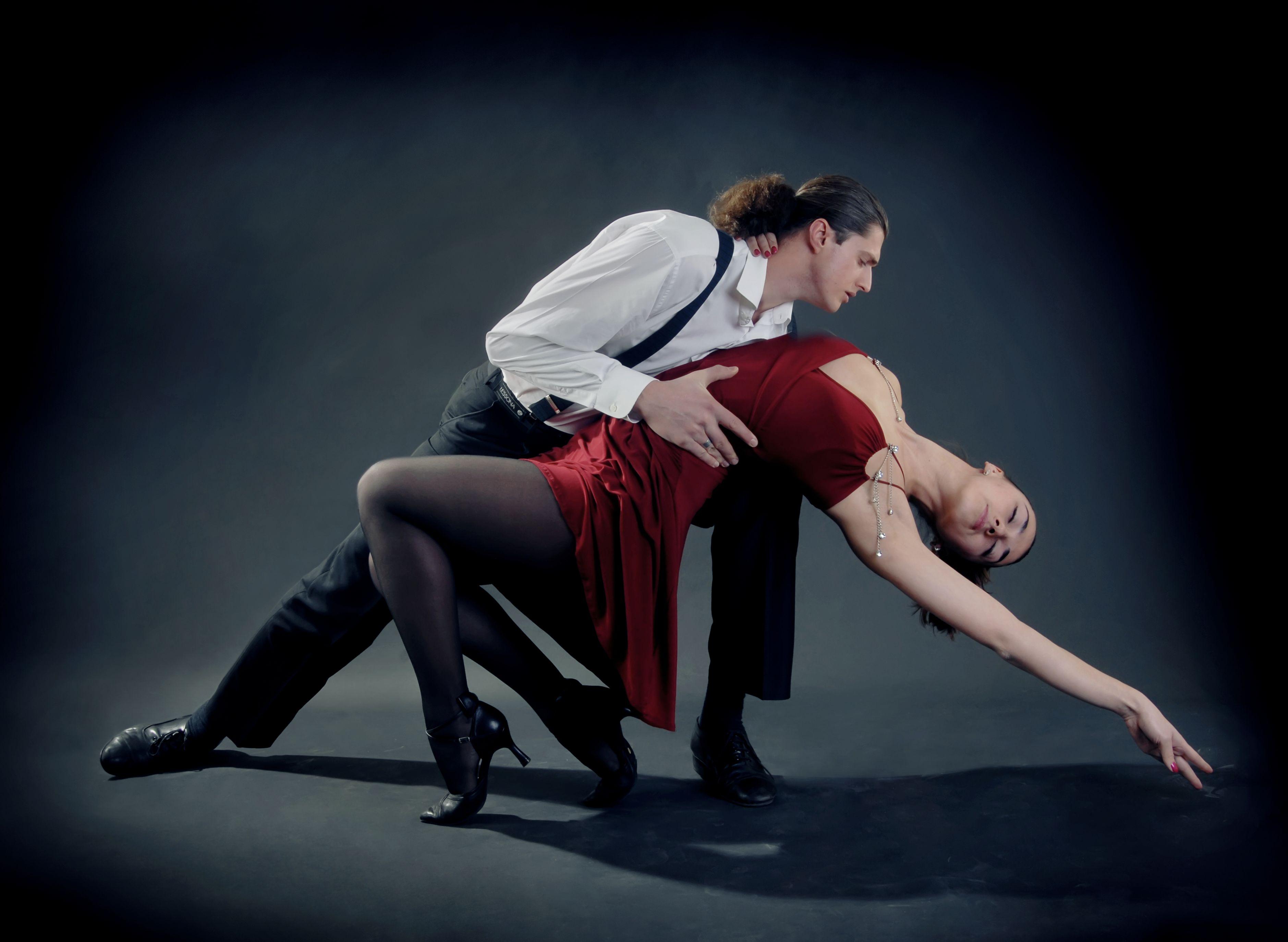 Танго - tango - qwe.wiki