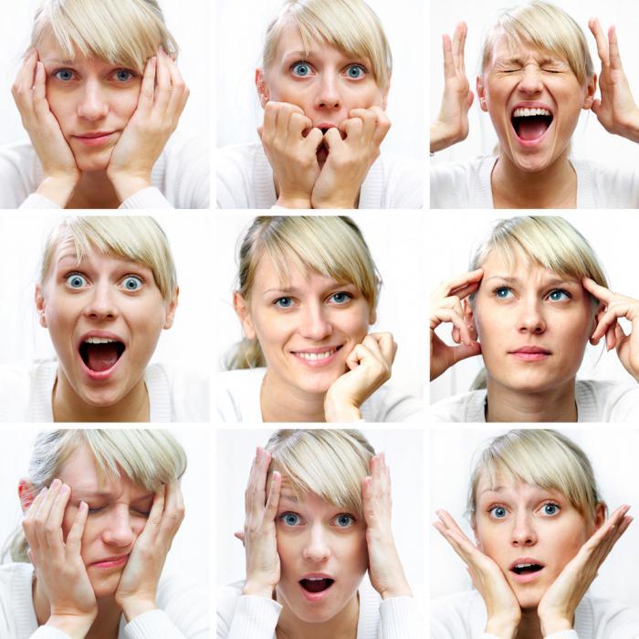 Виды эмоций в психологии - классификация эмоциональных чувств человека в таблице, краткие примеры основных типов, определение понятия