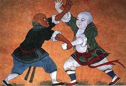 Десять стилей китайского кунг-фу (ушу) - магазета