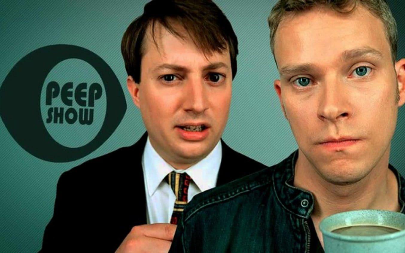Сериал «пип-шоу» / peep show — всё о сериале   кг-портал