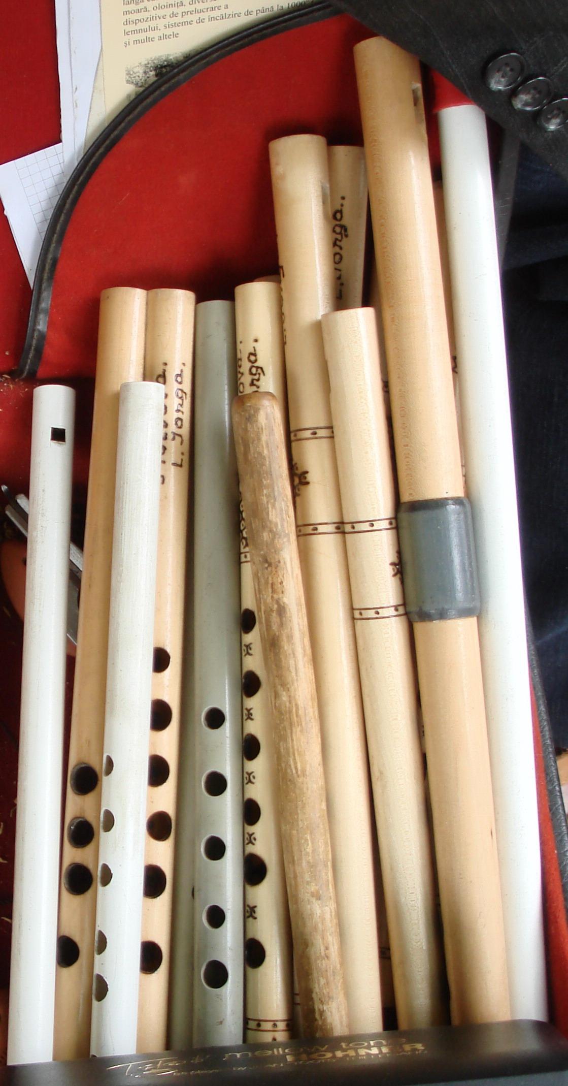 Флейта - это древнейший музыкальный инструмент