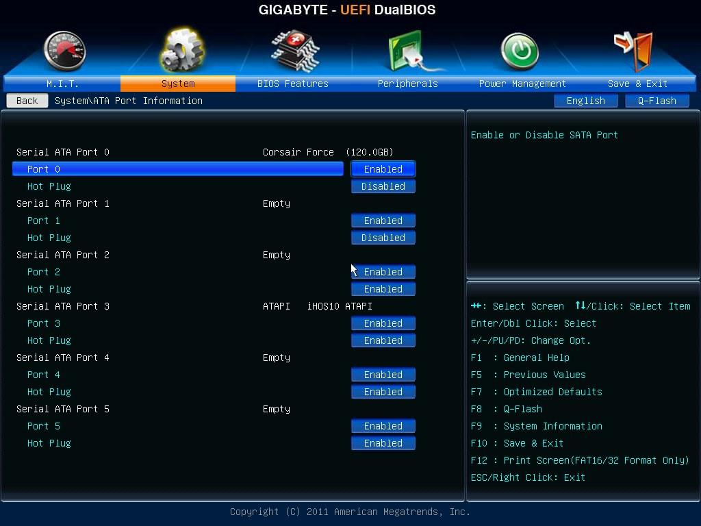 Настройки uefi ноутбука (в картинках): расшифровка основных параметров
