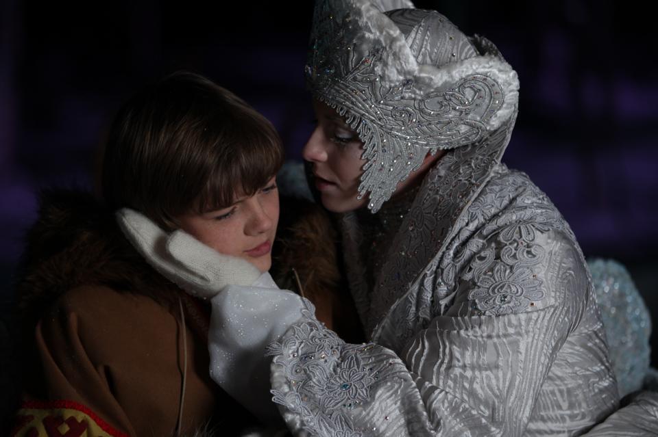 Мир снежной королевы – вот что такое тундра
