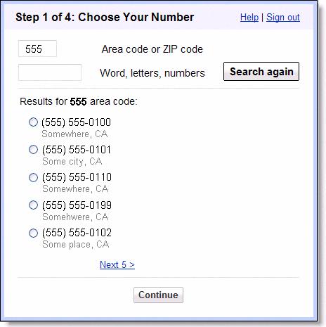 Знак номера
