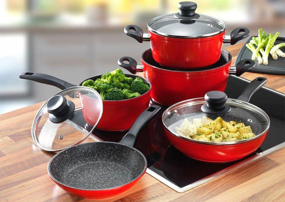 Чем отличается сотейник от сковороды? | в чем разница