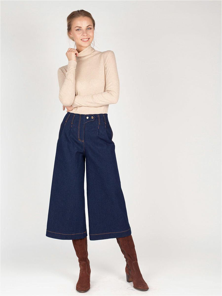 Кюлоты брюки с чем носить 2020-2021 весна лето осень зима женские 80 фото