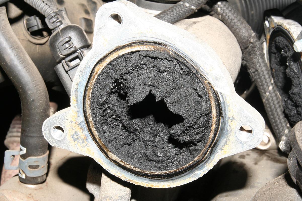 Что это такое клапан егр (egr) и как его отсутствие влияет на работу двигателя?