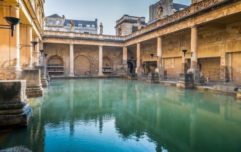 Римские термы - бани в древнем риме: устройство, куда сходить и актуальные цены