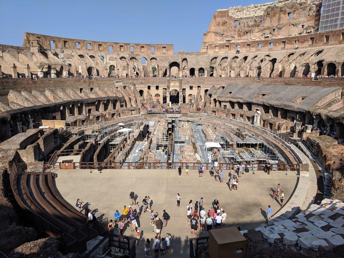 Колизей в риме: история строительства, архитектура, интересные факты о развлечениях