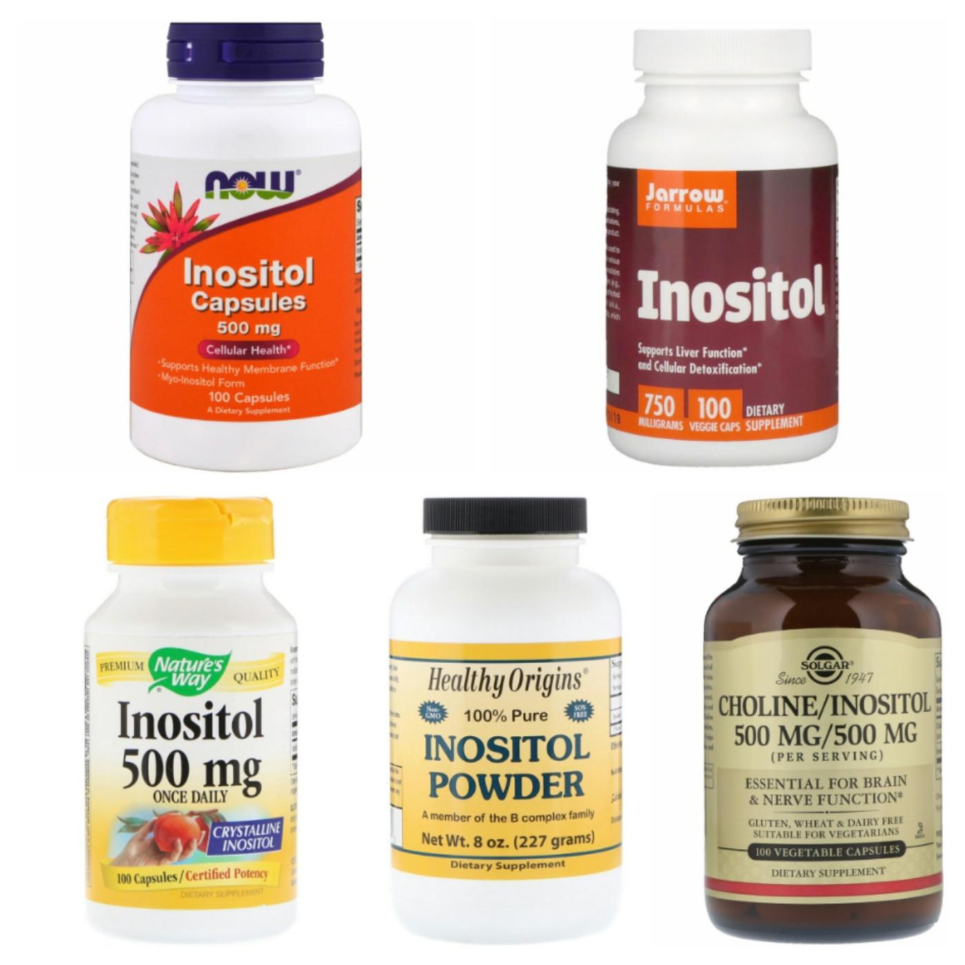 Витамин в8 (инозитол) - для чего нужен и где содержится