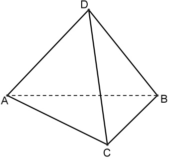 Равногранный тетраэдр — википедия. что такое равногранный тетраэдр