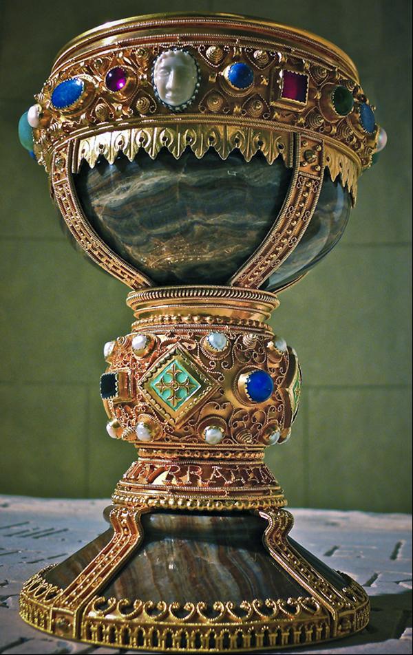 Святой грааль— по следам исследователей в поисках артефакта