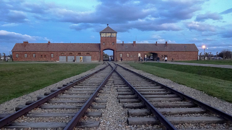 Освенцим (нем. аушвиц)   the holocaust encyclopedia
