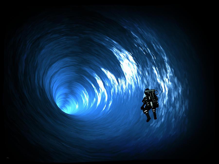 Что такое горизонт событий простыми словами. что такое горизонт событий, или, как вырваться из черной дыры.