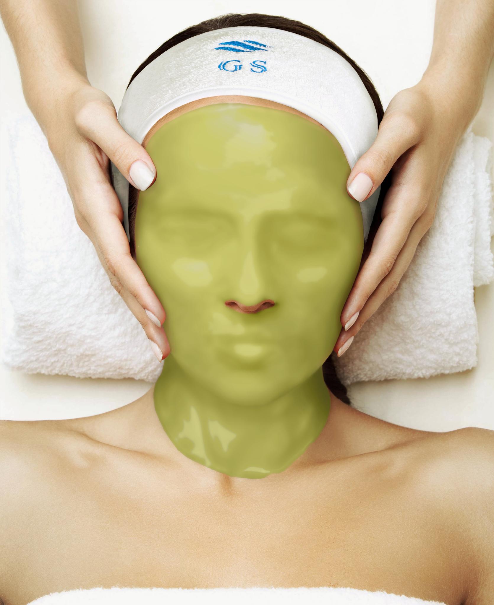 Альгинатные маски для лица в домашних условиях, рецепты