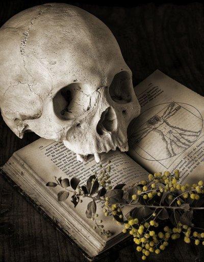 Некромантия — википедия. что такое некромантия