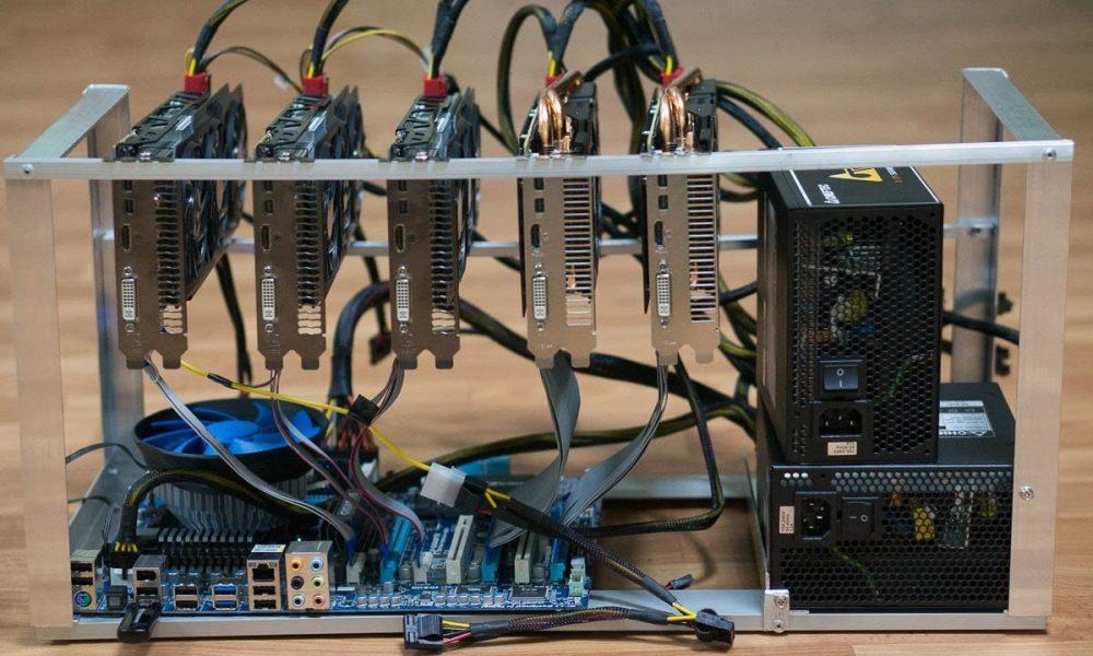 Ферма для майнинга - как начать зарабатывать криптовалюту и ethereum, сборка оборудования своими руками