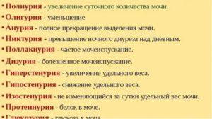 Анурия: что это такое, причины, признаки, симптомы и лечение :: syl.ru