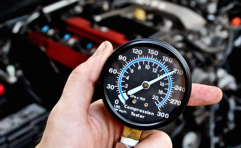 Степень сжатия двигателя (связь с компрессией, как рассчитать и увеличить коэффициент)