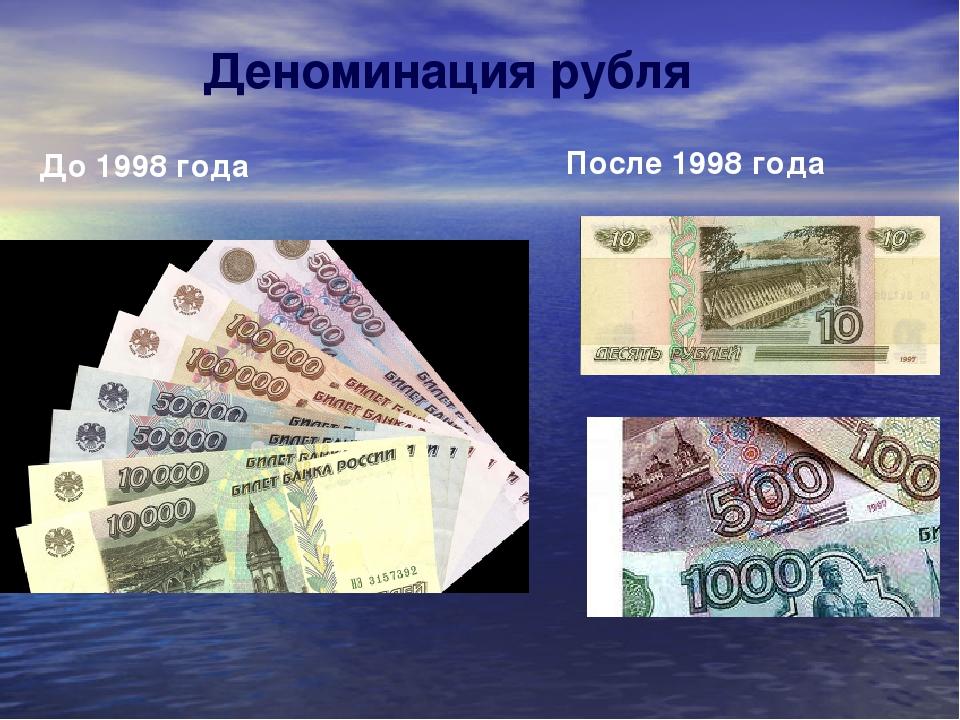 Деноминация (экономика) — википедия. что такое деноминация (экономика)