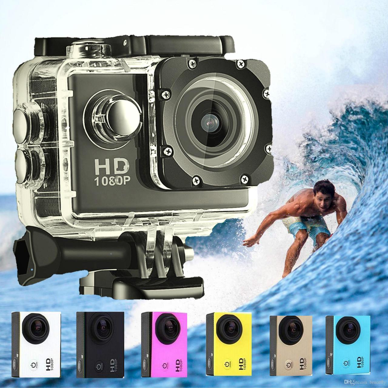 Все, что необходимо знать об экшн-камерах