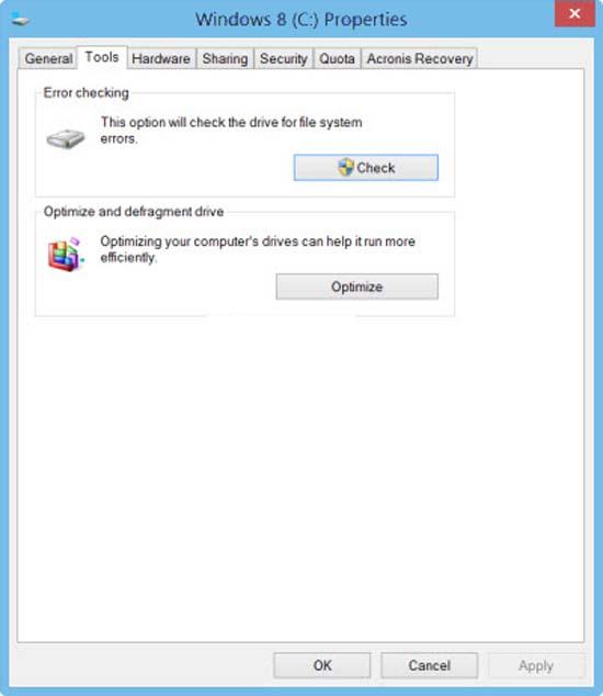 Scanning and repairing drive c windows 10: завис пк, что делать