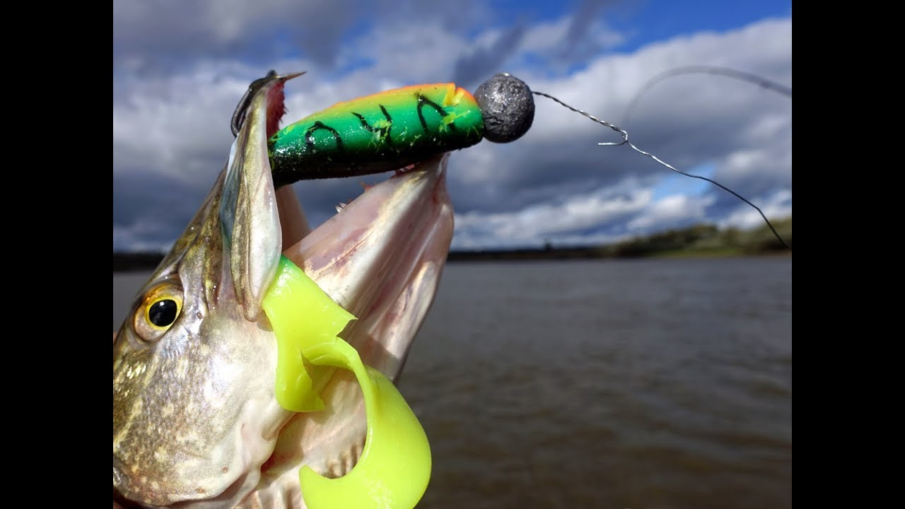Джиггинг, твичинг или блёснинг?  - спортивное рыболовство