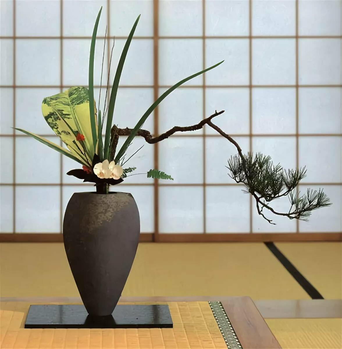 Искусство икебана - как оно появилось и в чем его секрет?