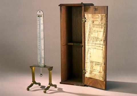Что такое термометр? значение слова :: syl.ru