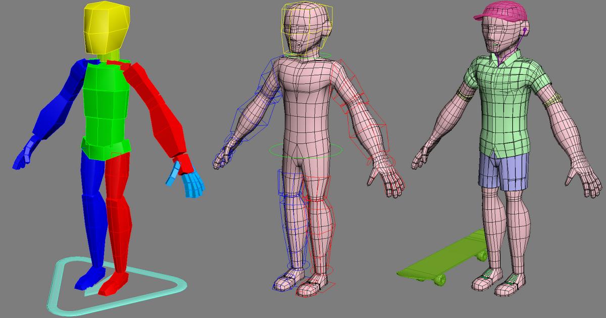Компьютерная анимация — википедия с видео // wiki 2
