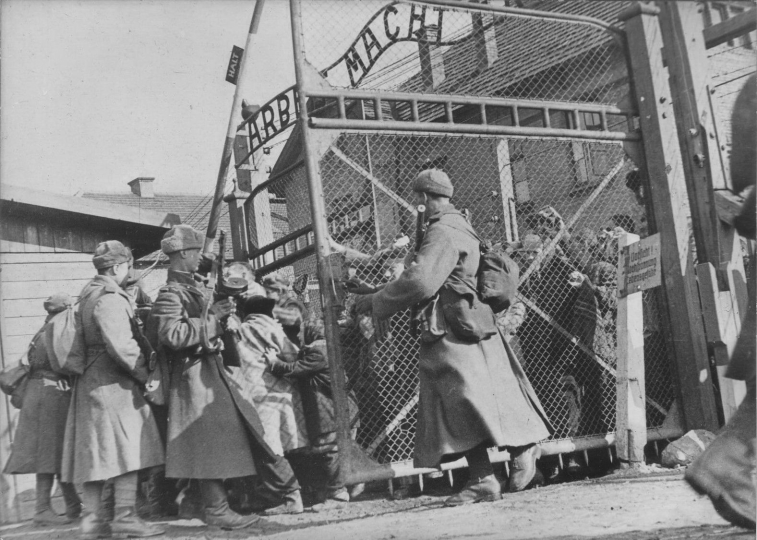 Освенцим: мифы и факты   крамола