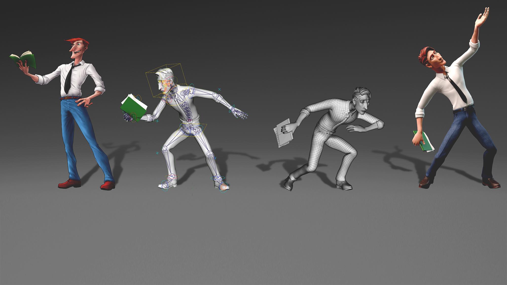 Компьютерная анимация – мультипликация при помощи компьютера / хабр
