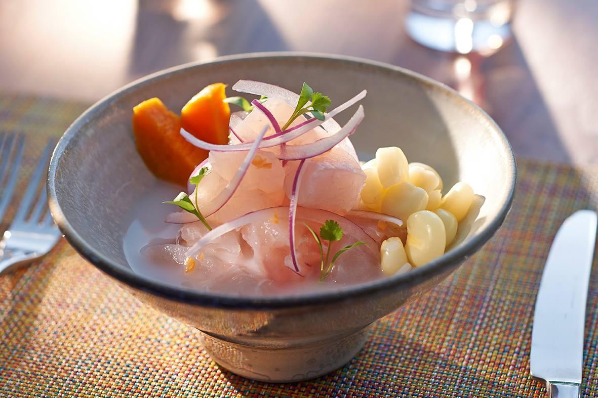 Севиче – вкуснейшее перуанское блюдо!