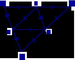 Как найти периметр треугольника ? формула нахождения