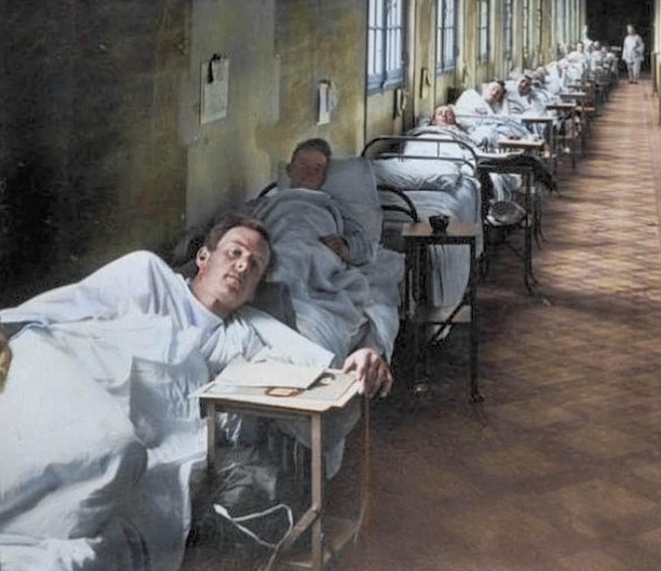 Испанский грипп — википедия переиздание // wiki 2