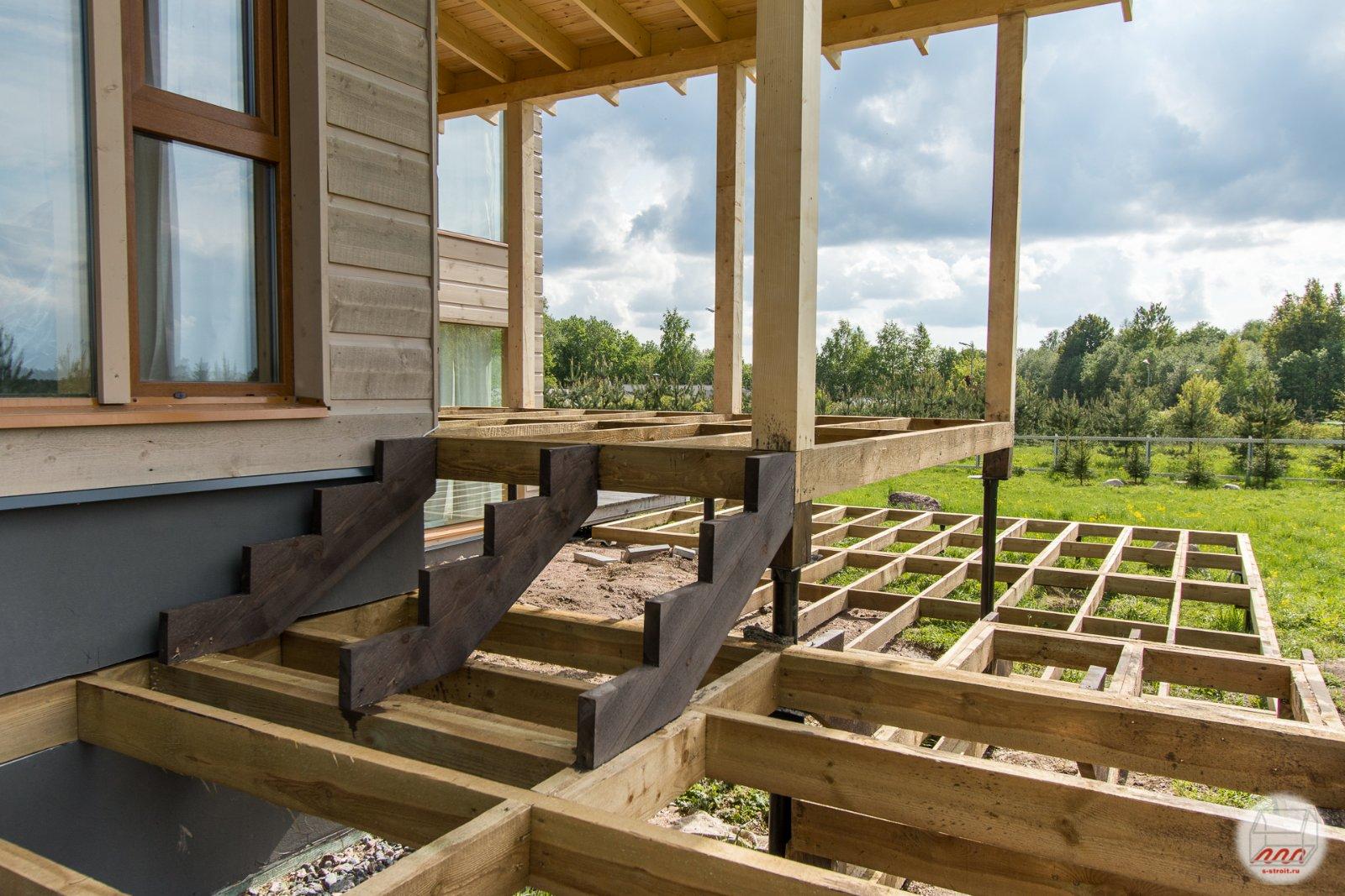 Открытая терраса: что это такое и чем отличается, в чём разница и отличия от веранды, размещение на крыше частного дома